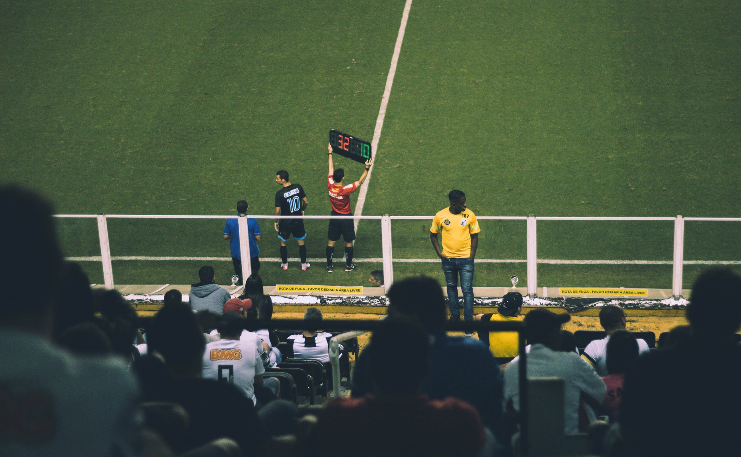 Elite Referee Assessments