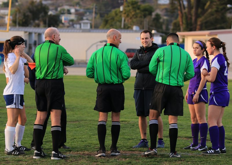 Referee Pre-Match Preparation