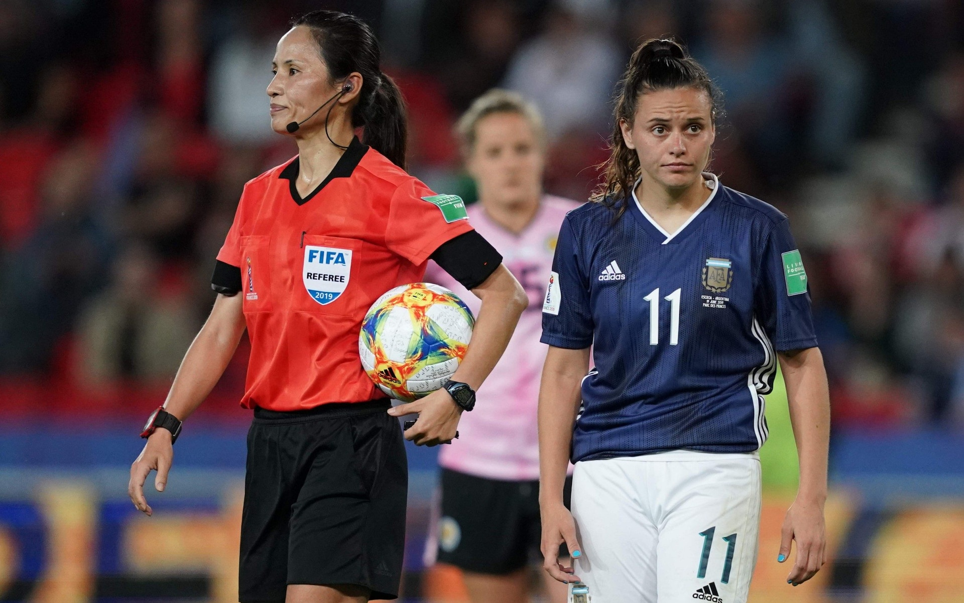 VAR Controversy at the Women's World Cup