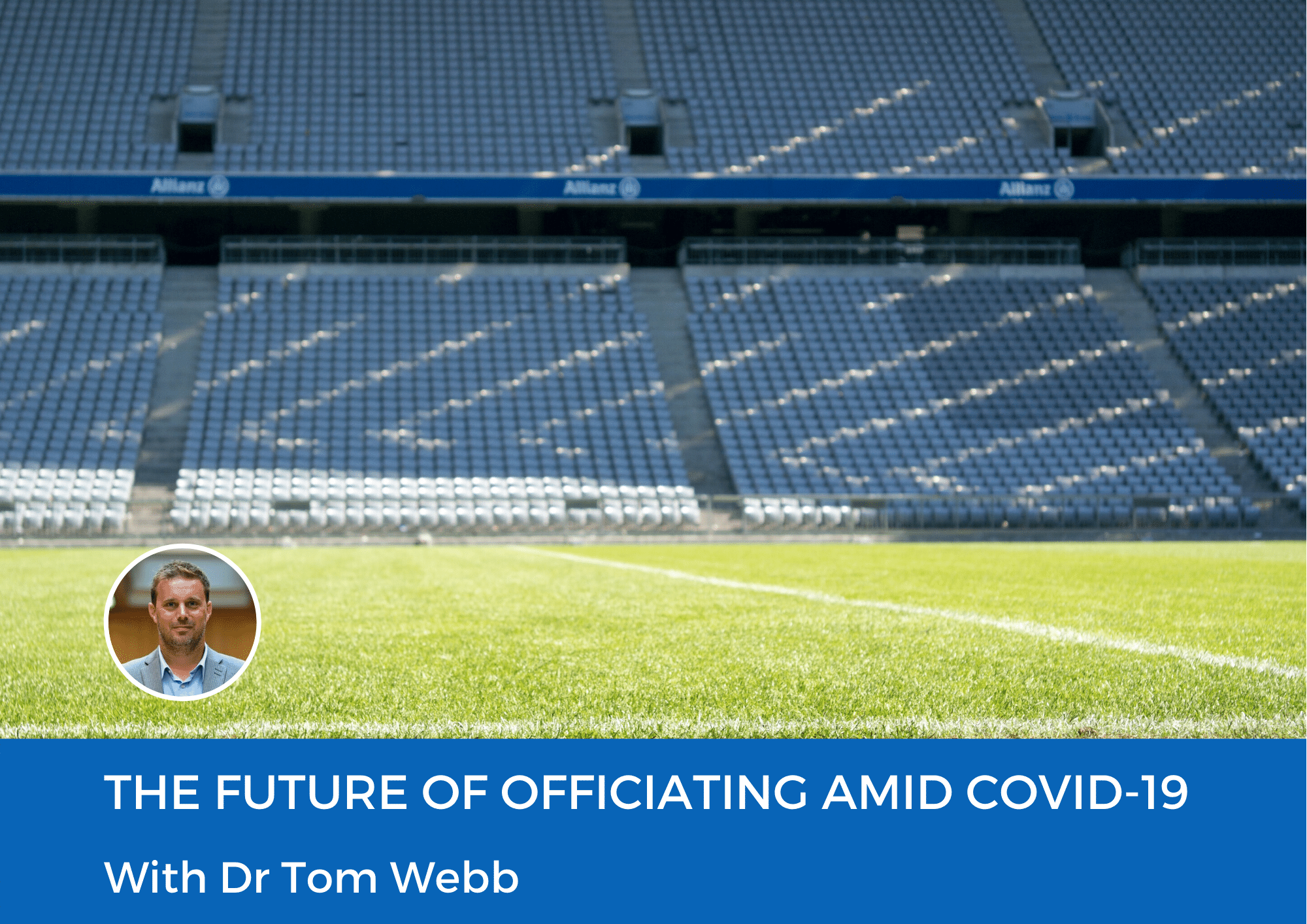 The Future of Officiating Amid COVID-19