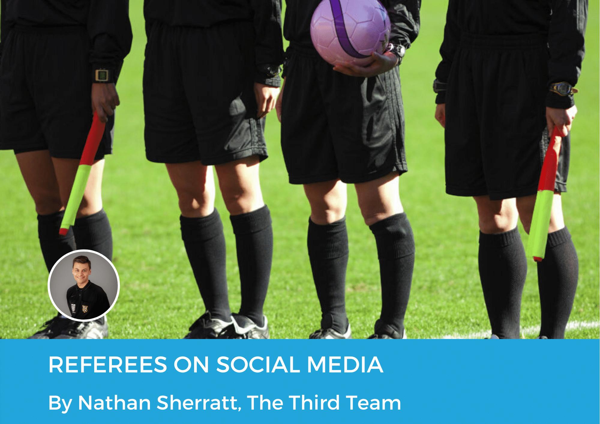 Referees on Social Media