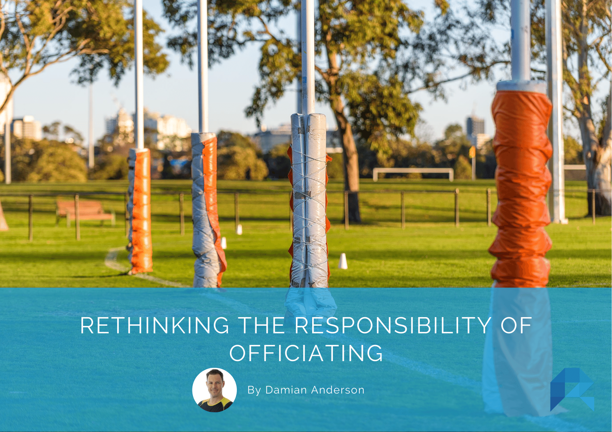 Rethinking the Responsibility of Officiating