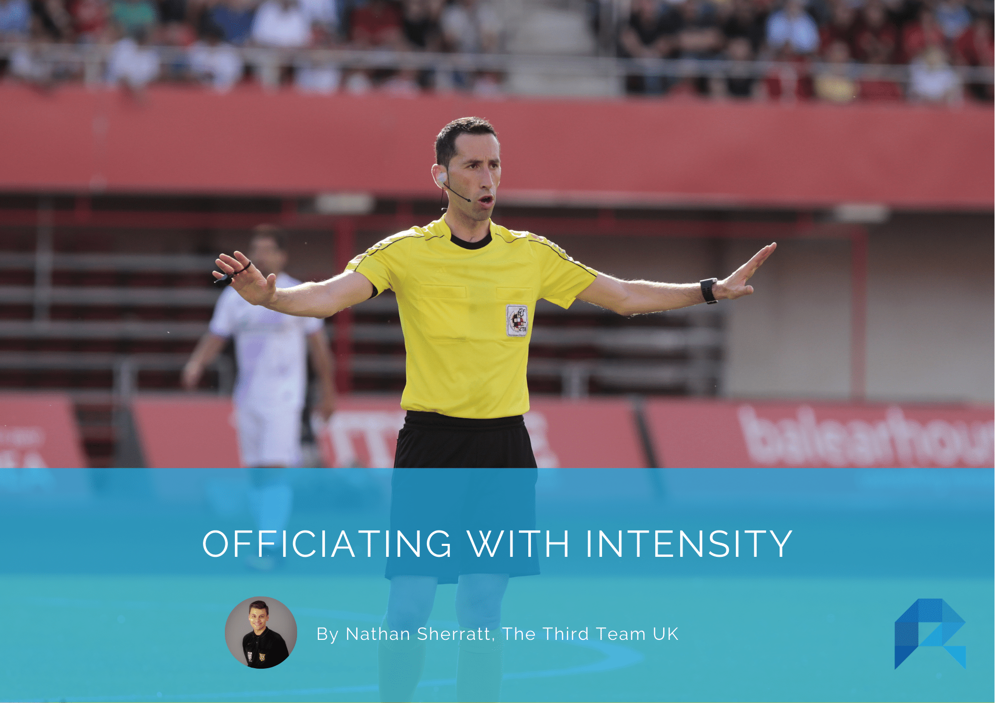 Officiating with Intensity