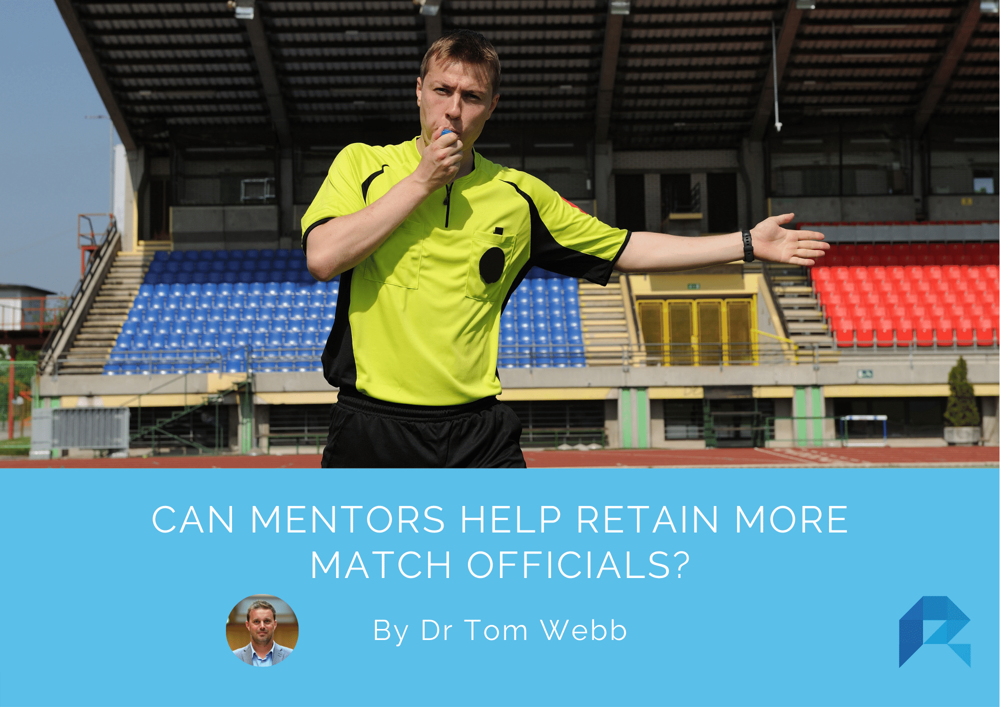 Can Mentors help Retain more Match Officials?