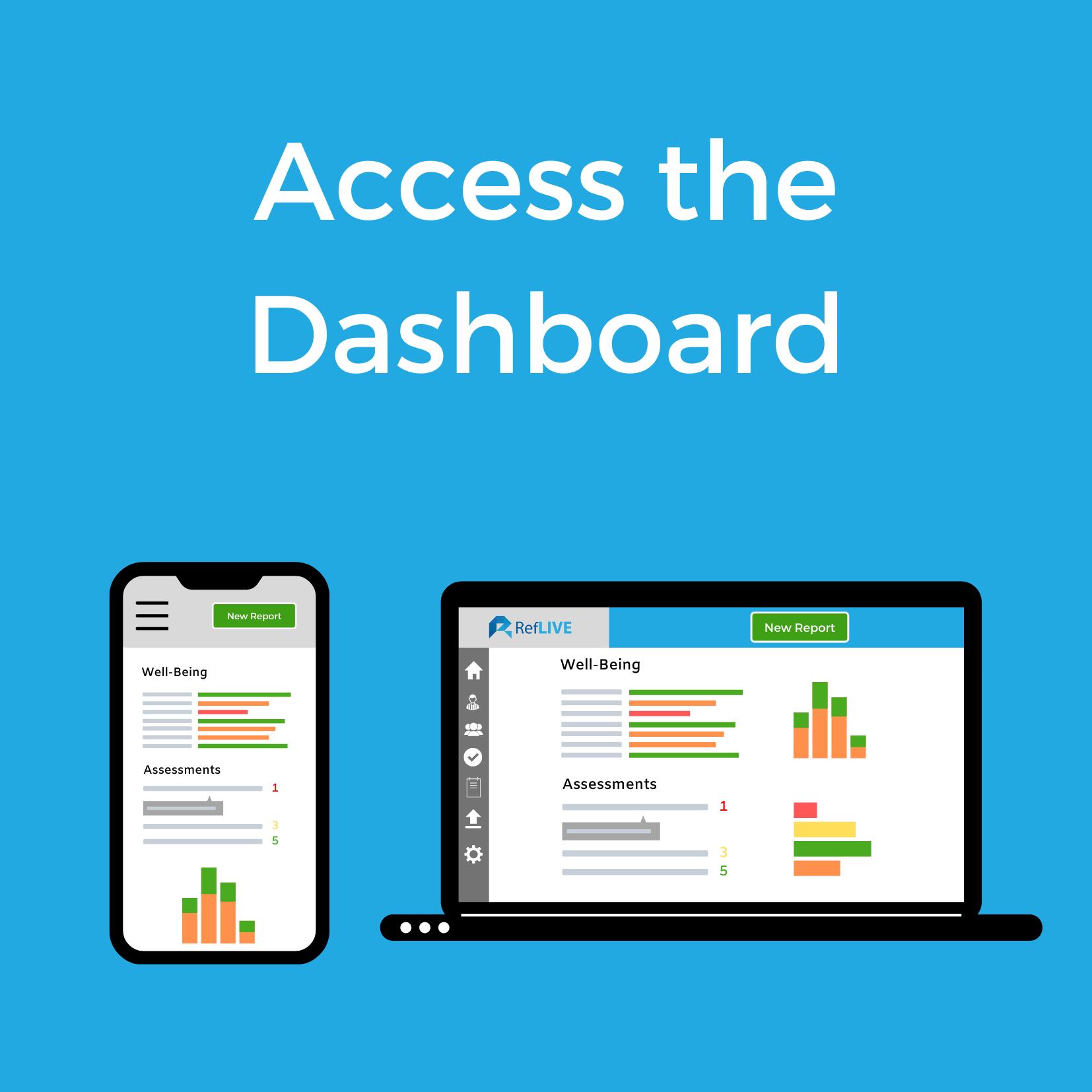 Access the Dashboard